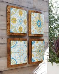 Astonishing Outdoor Wall Decor Diy Images - Best idea home design .