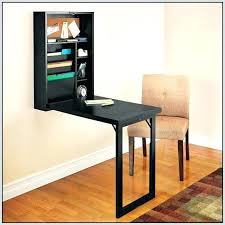 stupendous fold away desk for home design wall mounted folding table white up net