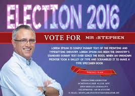 20 Blank Election Flyer Templates Pictures And Ideas On Carver Museum