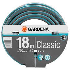"""<b>Шланг садовый Gardena</b> Classic 13 мм 1/2"""" 18 м купить по цене ..."""