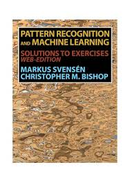 Pattern Recognition And Machine Learning Pdf Unique Svensen M Bishop CM Pattern Recognition And Machine Learning