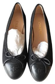 Chanel Quited Flats - Up to 70% off at Tradesy &  Adamdwight.com