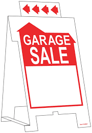 Make A For Sale Sign Cheap How To Make A Garage Sale Sign Find How To Make A
