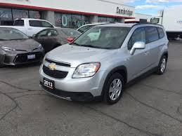 Used 2013 Chevrolet Orlando LT for Sale in Cambridge, Ontario ...