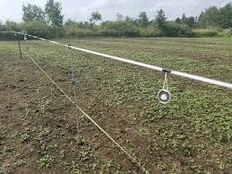 Deer Proof Electric Fence Design Electric Fence For Deer And Bears
