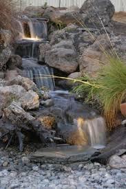 Stone Garden Waterfalls