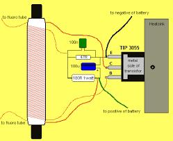 fluorescent inverter