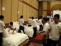 Cebu Marriott Housekeeping Appreciation Week 2008 Youtube