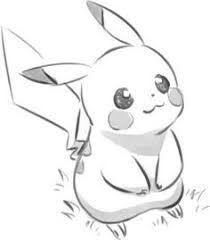 Drawn Cute Pikachu ポケモン2019 スケッチポケモンイラスト