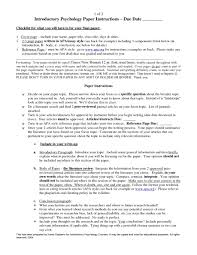 Apa Format Introduction Sociology Research Paper Example Topics Apa Introduction