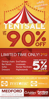 Sale Up to 90% off Furniture Mart