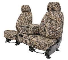 caltrend tough camo custom seat covers