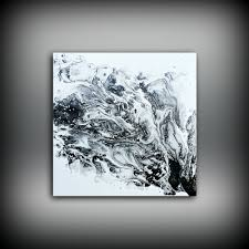 23 black and white abstract wall art modern abstract wall canvas art oil painting black white swinkimorskie org