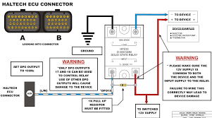 electric water pump control page 2 official haltech forums it does not matter what i do the relay wont give me more then 5v output my relay is an jgx 80 dd 80a it says input 3 32vdc output 5 110vdc