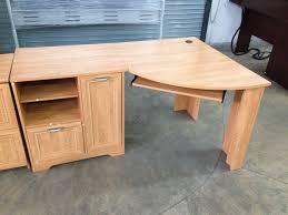 realspace magellan collection corner desk wood