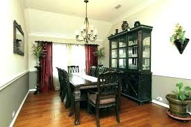 paint colors for dining rooms two tone wall color dining room color ideas two tone wall paint colors