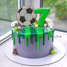 The 10 Best Football Cakes Food Heaven