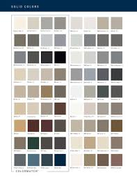 Armstrong Cove Base Color Chart