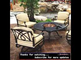 outdoor furniture with fire pit fire pit sets romance