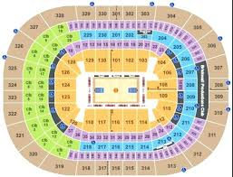 Fedexforum Seating Chart With Seat Numbers Up To Date Bulls Seating Chart With Seat Numbers Infinite