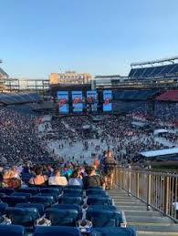 Albertsons Stadium Interactive Seating Chart 19 Best Gillette Stadium Special Events Images Gillette