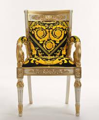 Versace Vanitas armchair