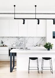 The Things All Designers Do To Make Their Home A Happier Place. White  Kitchen ...