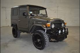 Toyota Land Cruiser Suv Off Road For Sale Photos