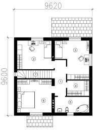 Excellent Small House Plans Modern Marvelous Decoration Ultra - Simple interior design for small house