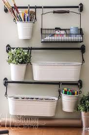 ikea office organization. Pretty Organization Idea With IKEA Fintorp. Ikea Office A