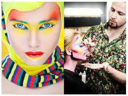 pop art makeup cl fashion makeup bold colors fashion works cmc makeup