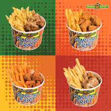 Potato Corner - Something fresh and flavorful is popping...