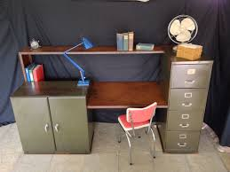 Vintage metal furniture Top Table Vintage Vintage Office Furniture Popular Hhinformothershhhinfo Vintage Office Furniture Fashionable Style Michelle Dockery
