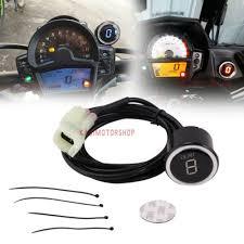 motorcycle gear indicator digital