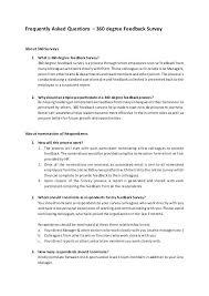 employee evaluation feedback 360 degree employee evaluation survey template feedback on