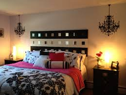 Pink And Black Girls Bedroom Dramatic Hot Pink Black White Teen Bedroom Contemporary Bedroom