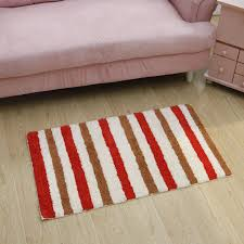 china anti slip home cotton bath mat rug with latex backing cot0090 china mat rug