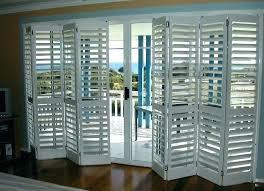 sliding glass door shutters shutters for sliding glass doors shutters on patio door shutters over sliding