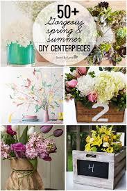 50 plus Gorgeous DIY Centerpieces