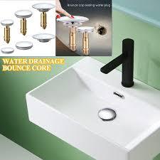 easy to install wash basin bounce drain