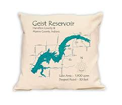 Geist Reservoir Depth Chart Amazon Com Long Lake Lifestyle Wolverine In Oakland Mi