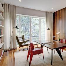 Image of: Curved Window Curtain Rod Style