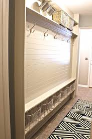 narrow entryway furniture. Bench : Furniture White Wooden Narrow Entryway With Steel Fancy Applied Y