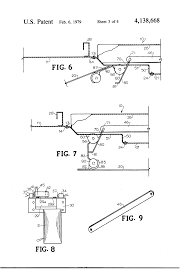 patent us school bus stop sign patents patent drawing