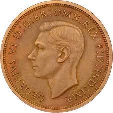 Great Britain 1 2 Penny Km 844 Prices Values Ngc