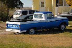autoliterate: 1966 Mercury M-100 & Big Beaver