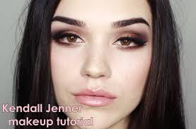 makeup ideas kylie jenner makeup tutorial kendall jenner inspired makeup tutorial you