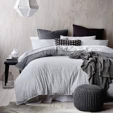 Best 25+ Adairs bedding ideas on Pinterest | Pink feature wall ... & Black Bedroom Ideas, Inspiration For Master Bedroom Designs Adamdwight.com