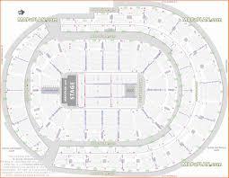 Bridgestone Arena Seating Chart Seatgeek Bright Bridgestone