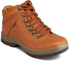 red chief tan men high ankle outdoor casual leather shoes rc2506 107 get 20 off